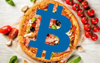 Bitcoin: Pizza gefällig?